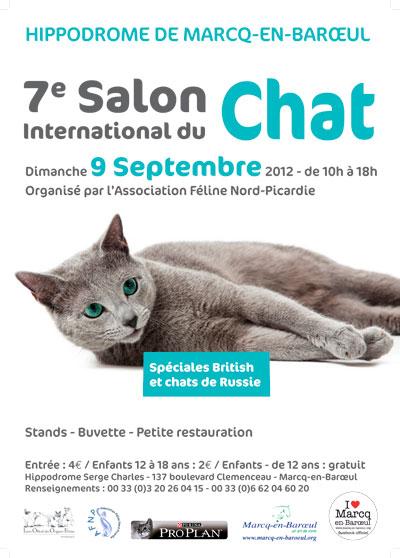 Exposition Marcq en Baroeul, 9 septembre 2012