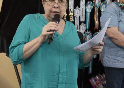 Claudine Pissy, présidente de l'AFNP