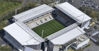 L'AFNP au stade Bollaert de Lens